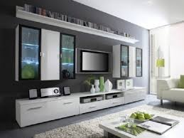 Trendy Wall Designs by Long Floating Shelves Tv Wall Design And Living Room Tv On