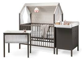 Stokke Care Changing Table by Maine Cloth Diaper Stokke Home Crib Hazy Gray