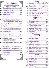 asia kitchen menu menu at asia kitchen 240 s elizabeth st restaurant prices