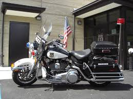 gallery of harley davidson road king police