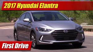 first drive 2017 hyundai elantra testdriven tv