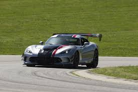 Dodge Viper Automatic - that 2016 dodge viper acr you dream of owning starts at 121 990