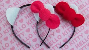 hello headband how to make a hello party headband bettycrocker