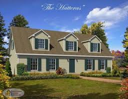 hatteras by express modular