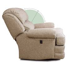 tilt back chair with ottoman living winglemire furniture