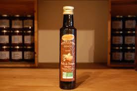 huile de noisette cuisine huile de noisette pression à froid 25 cl