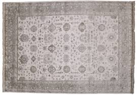 Area Wool Rugs Oushak Knotted Wool Area Rug From India 9 11 X 14 1