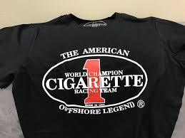 cigarette racing 2017 logo tee cigarette racing store