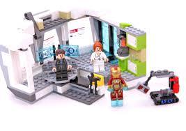 Iron Man Malibu House by Iron Man Malibu Mansion Attack Lego Set 76007 1 Building Sets