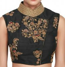 embroidered blouses embroidered blouse designs with zardozi for every occasion
