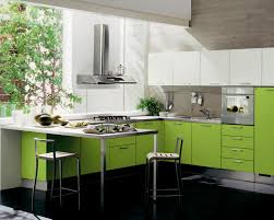 Coloured Kitchen Cabinets Kitchen Glamorous Kitchen Cabinets Color Combination Kitchen