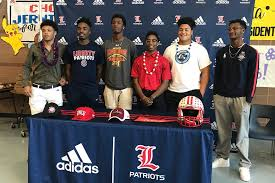 future rebel octavian bell highlights liberty u0027s signees u2013 las