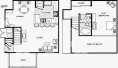 loft apartment floor plans loft floor plans ideas design decoration
