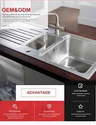 high quality stainless steel kitchen sinks jiangmen ouert kitchen appliance manufacturing co ltd