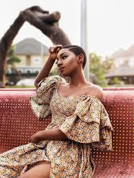photos of short hair for someone in their sixes short hair don t care kaykay onyeobi shares her natural her
