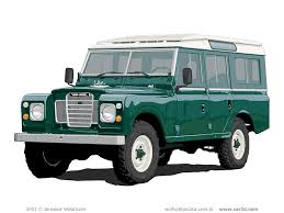 land rover drawing view of land rover serie iii photos video features and tuning
