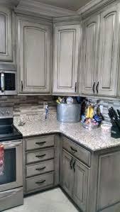 Black Glazed Kitchen Cabinets Best 25 Glazed Kitchen Cabinets Ideas On Pinterest How To