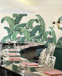 Tropical Decor 12 Restaurants And Bars With New Age Tropical Decor