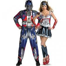 Halloween Costumes Bee Transformer Bumble Bee U0026 Optimus Prime Couples Costume