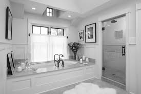 luxurious subway tile bathroom homeoofficee com glass idolza