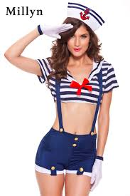 cheerleader halloween costumes popular halloween navy costume buy cheap halloween navy costume