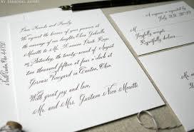 handwritten wedding invitations handwritten wedding invitations sheriffjimonline