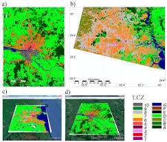 ijgi free full text mapping local climate zones for a