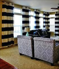 appealing cream and navy curtains u2013 burbankinnandsuites com