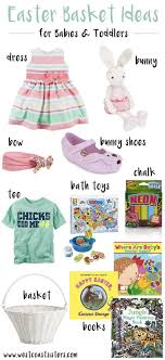 easter basket ideas for toddlers easter basket ideas for babies toddlers west coast