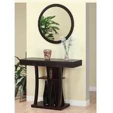 Entrance Tables And Mirrors Furniture Foyer Table And Mirror Set For Your Home With All