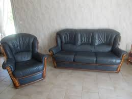 canapé et fauteuil cuir achetez canapé et fauteuil occasion annonce vente à miramas 13