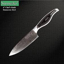 professional kitchen knives aliexpress com buy sunnecko high quality 3pcs knife set damascus