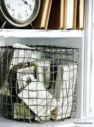 Chicken Wire Chandelier Diy Wire Baskets Baskets Diy Wire Basket Table Diy Wire Basket