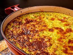 cuisine quinoa gratin de quinoa aux courgettes ma cuisine santé