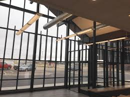 Metal Curtain Wall New Construction Curtain Wall Area Glass Wisconsin