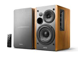 edifier u0027r1280db u0027 2 0 lifestyle studio speakers with bluetooth