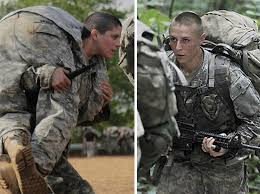 First Female Soldiers Graduate Elite Army Ranger School | first female soldiers graduate from army ranger school the two way