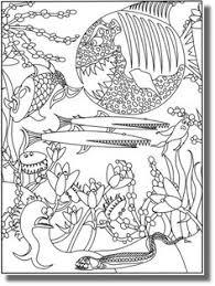 poissons d u0027avril à colorier free coloring pages fish poisson