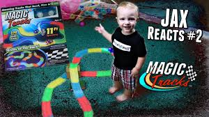 as seen on tv light up track magic tracks as seen on tv 38ft speedway glow in the dark track