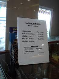 Kereta Api Wingko Babat Cap Kereta Api Semarang Restaurant Reviews Phone