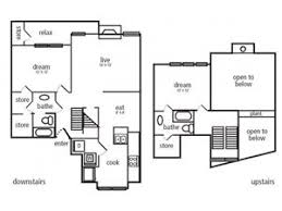 Ellington Floor Plan Hillside Community Apartments 1020 Raleigh Drive Carrollton Tx