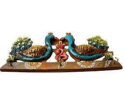 handmade peacock decorations best peacock decorations for home