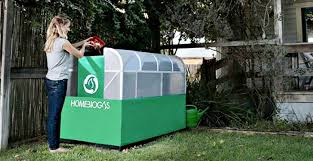 green home design news home sized biogas unit lets you convert your own organic waste