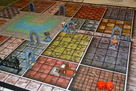 the inn of chaos heroquest adventures boardgamegeek