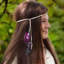 boho hair wrap craft tastic boho hair tie kit williams