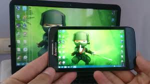 screen mirroring android to mirror your android mobile screen to window pc