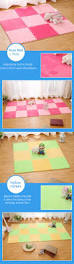Exercise Floor Mats Over Carpet by 4pcs Baby Soft Play Mats Foam Floor Flannel Carpet Puzzles