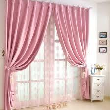 Curtain Pink 9 Amazon Lush Decor Belle Window Curtain Panel