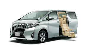 toyotas new car toyota unveils new alphard and vellfire minivans in japan