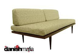Mid Century Modern Sofa Bed Mid Century Modern Sofa Day Bed Lounge Eames Era Mafia